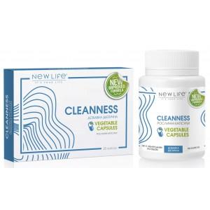 Cleanness (Чистота) капсули - сильний антипаразитарний засіб, що поліпшує жовчовиділення і травлення