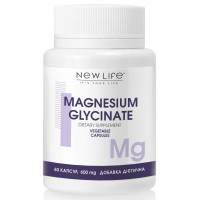 Магнію гліцинат / Magnesium glycinate - джерело магнію