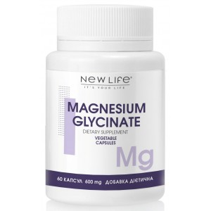 Магния глицинат / Magnesium glycinate - источник магния