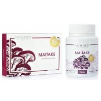 Maitake (Майтаке) капсули - онкопротектор, імуномодулятор, зниження ваги, втома