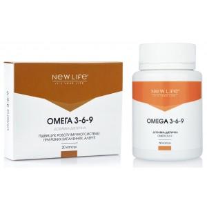 Омега 3-6-9 / Omega 3-6-9, капсулы