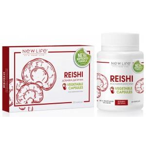 Reishi (Рейши) капсулы - иммуномодулятор, противоопухолевое, радиопротектор