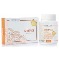 Shiitake (Шиітаке) капсули - онкопротектор, імуномодулятор, холестерин і цукор в крові