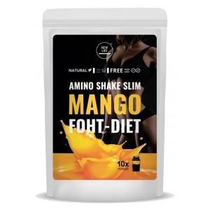 Енергетичний напій Amino Shake Slim - МАНГО