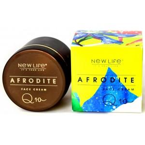 Крем для обличчя Afrodite - Афродіта з коензимом Q10