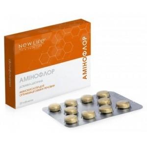 Амінофлор (амінокислоти для обміну речовин)