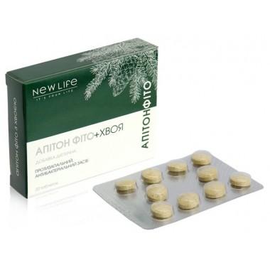 Апитон фито с хвоей (противовоспалительное, антибактериальное)