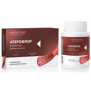Атерофлор / Atheroflor (профилактика атеросклероза сосудов)