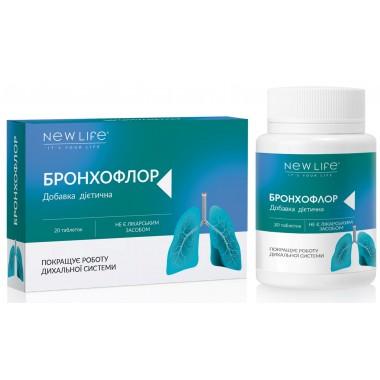 Бронхофлор / Bronchoflor (покращує роботу дихальної системи)