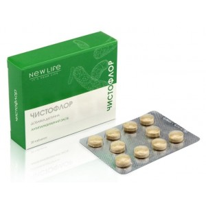 Чистофлор (антипаразитарное средство)
