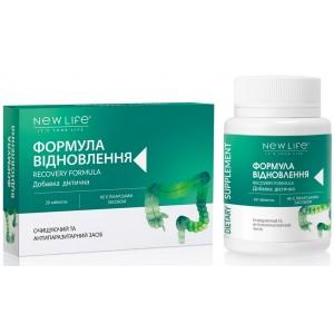 Формула обновления - Чистофлор (антипаразитарное и очищающее средство)