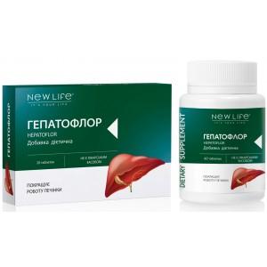Гепатофлор / Hepatoflor (для улучшения работы печени)