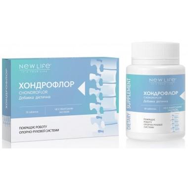 Хондрофлор / Chondroflor (для питания суставов, хрящей)