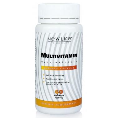 Multivitamin / Мультивітамин - збалансований комплекс вітамінів і мінералів