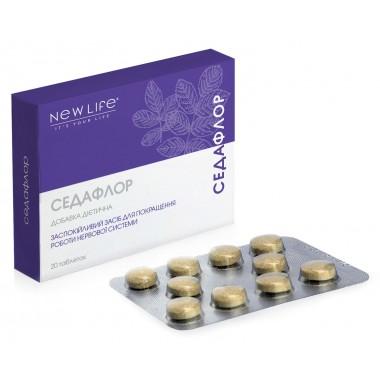 Седафлор (заспокійливий, для нервової системи)